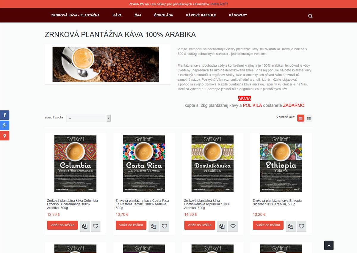 eshop www.sofikofi.sk produkty