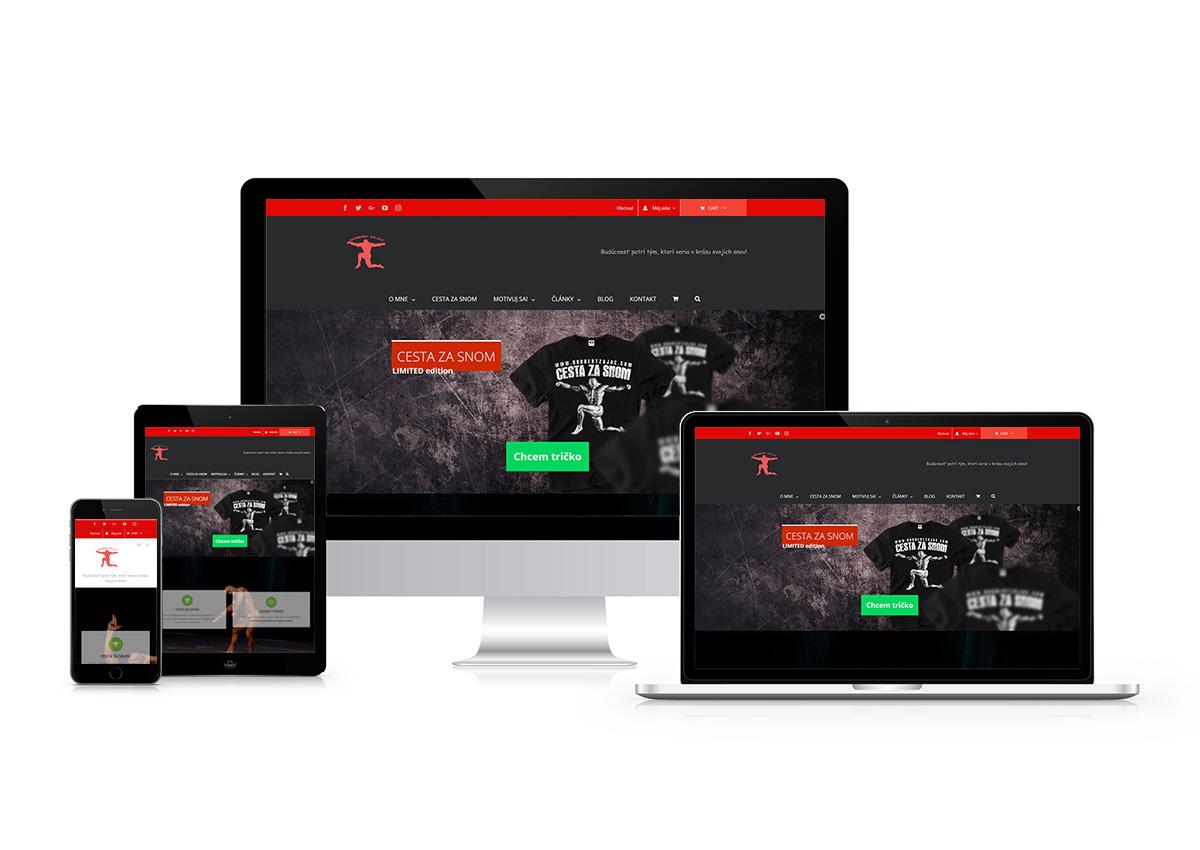 webstránka www.norbertzajac.com
